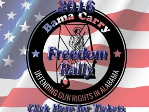 BamaCarry Freedom Rally Tickets